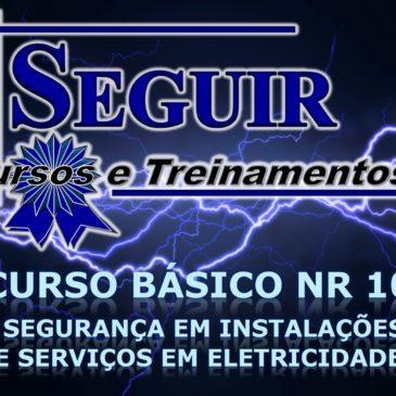 NR 10 – CURSO BÁSICO