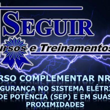 NR 10 – CURSO COMPLEMENTAR SEP